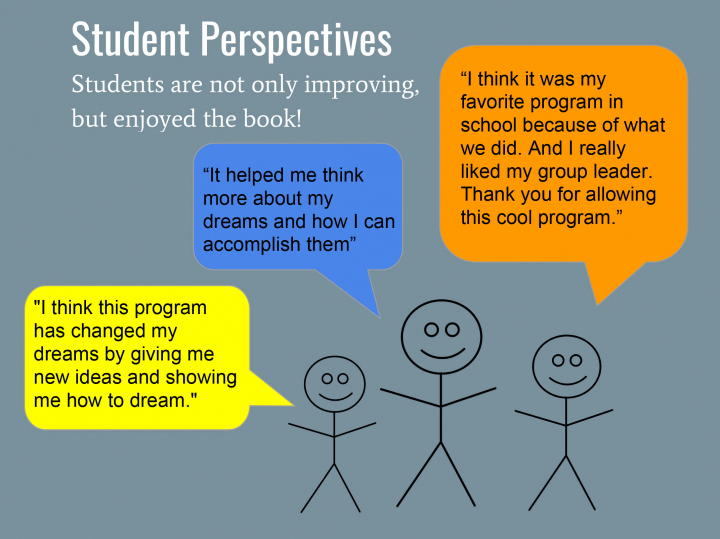 "Student testimonials of ""Dream it!"" and the workshop"