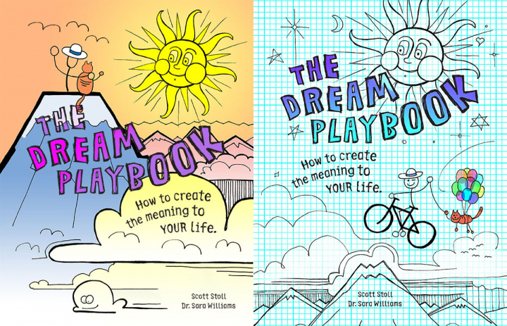 """Dream it!"" Cover compositions rounds 2 and 3"