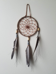 Traditional Navajo dreamcatcher