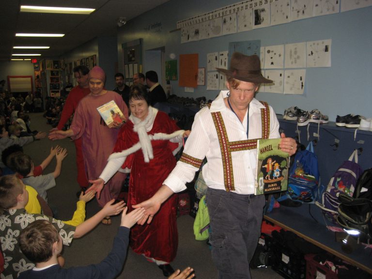 Teachers dressed as their favorite storybook character IMG 1889