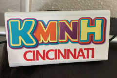 KMNH Kids Making the News Happen Cincinnati Call Sign